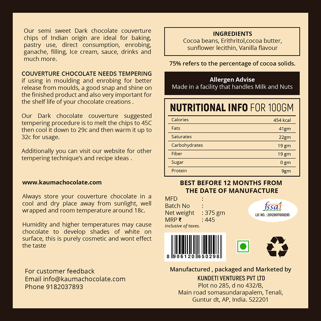 Kauma-75%-Keto-Dark-Chocolate-(375gm) (2)